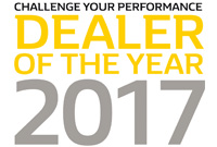 Dealer of the year 2017 RRG Warszawa<br>